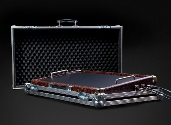 Flight case pedal board pedalcase road case
